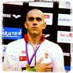 Laszlo Cseh - 12 volte campione europeo!