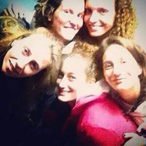 Francesca Deidda e le sue girls