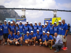 Capri-Napoli 2105 - ai concorrenti - Ph. caprinapoli.com