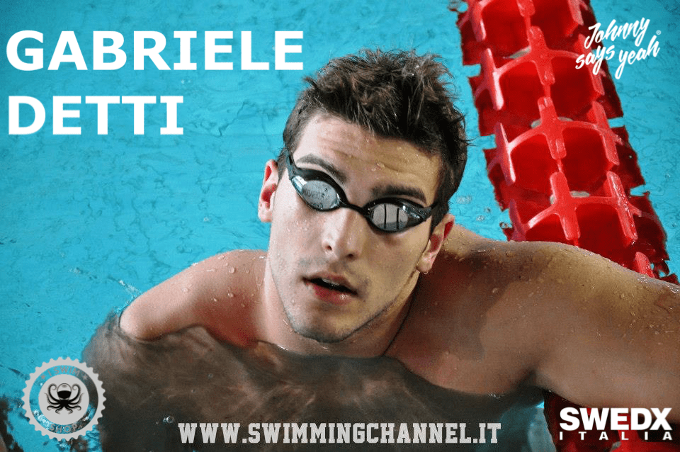 Gabriele Detti - ph.Swimming Channel - iSwim Shop