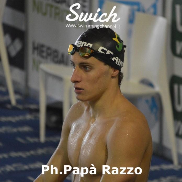 Giacomo Carini - ph.PapàRazzo - Swimmingchannel.it