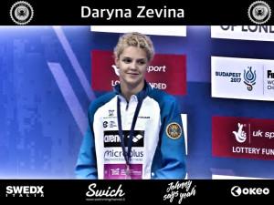 Daryna Zevina