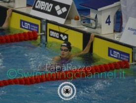 Giulia Verona - Eurojunior 2016 - PH.PapàRazzo - swimmingchannel.it