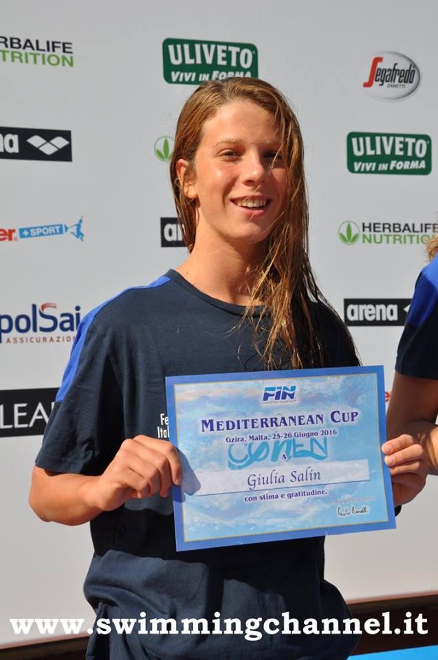 Giulia Salin - ph.Swimming Channel