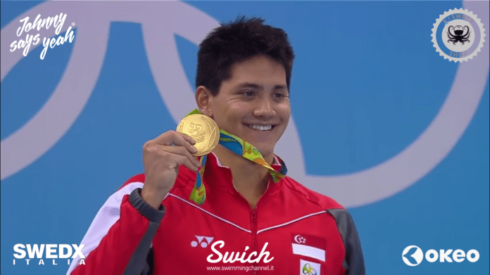 Joseph Schooling - PH. SwimmingChannel.it