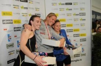 Swimmeeting 2016 - Laura Letrari oro 100 misti