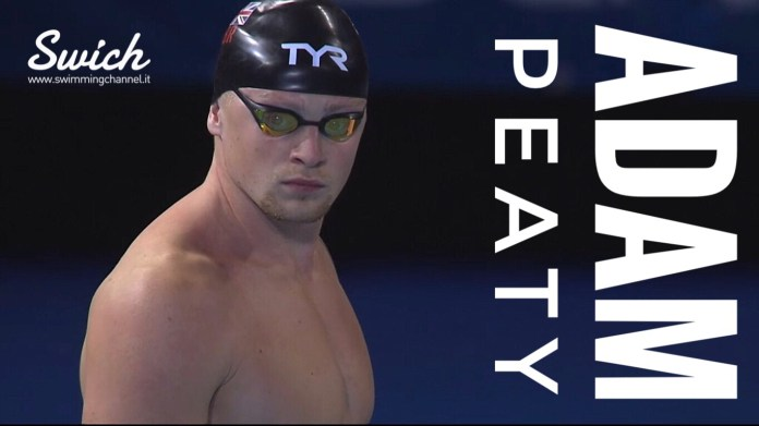Adam Peaty - PH. iSwim Shop - Swimming Channel