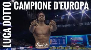 Luca Dotto - Oro 100 stile libero