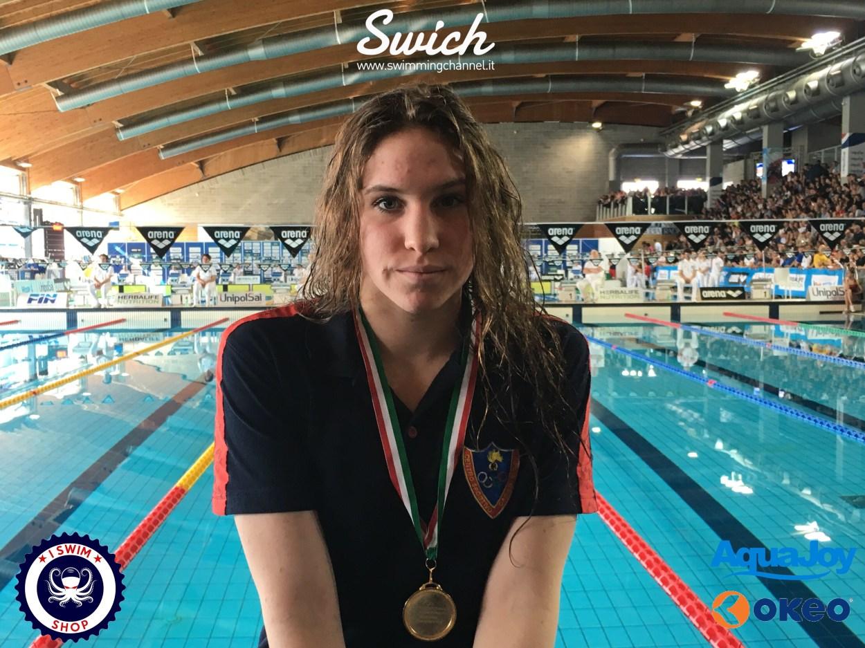 Giulia D'Innocenzo - PH. iSwim Shop - Swimming Channel