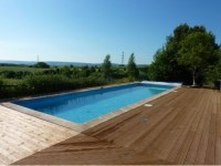 Outdoor / Garden Swimming Pools