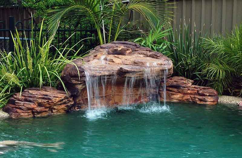 Cascades  Waterfalls  Swimming Pool Now