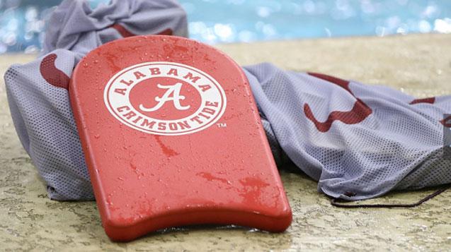 Alabama swimming