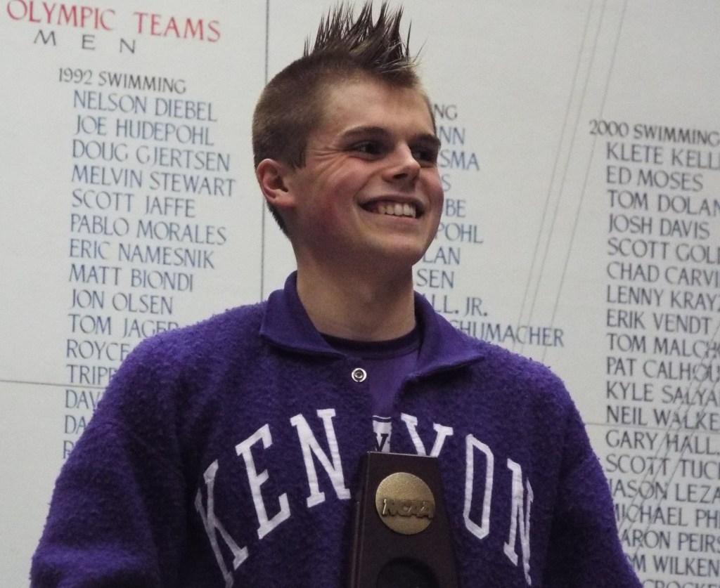 Kenyon men 1650 podium