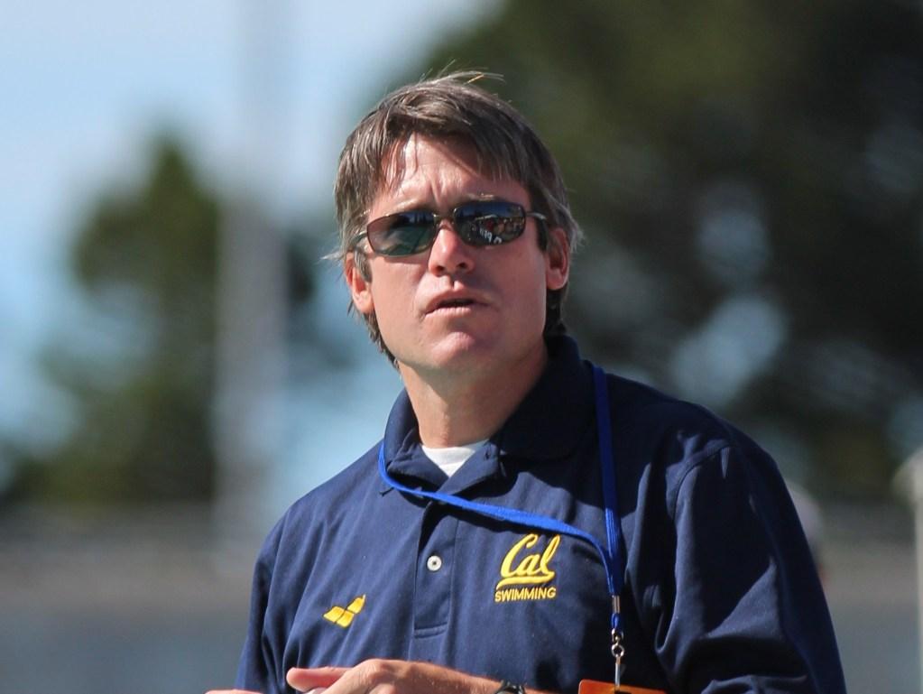 Dave Durden California swimming