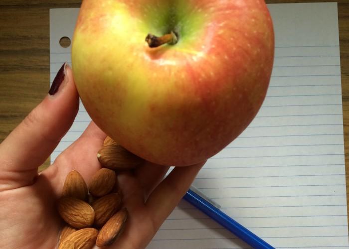 Apple Nuts Study