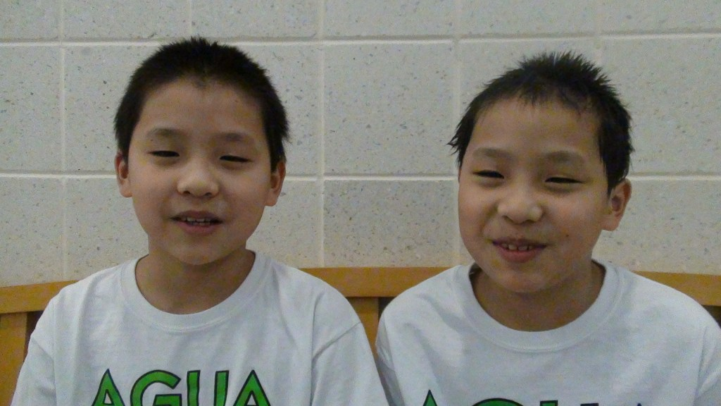 Dylan and Eric Zhang