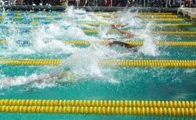Kansas High School Swimming