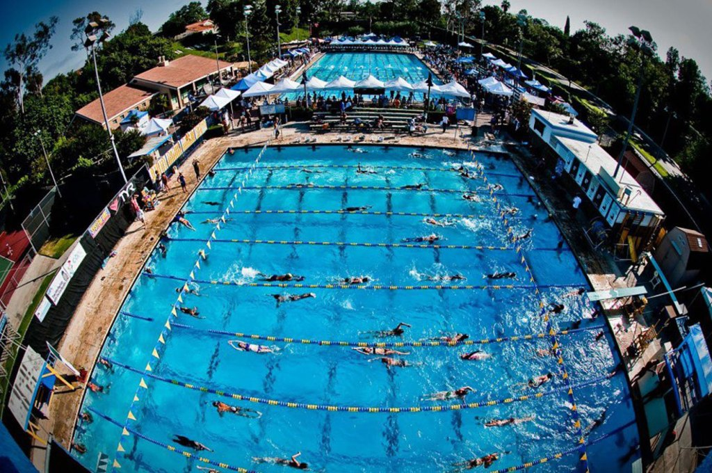 Mission Viejo pool Marguerite Aquatic Complex