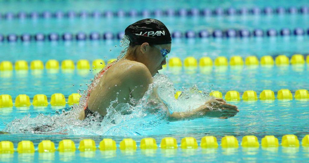 Reana Aoki World University Games 2015