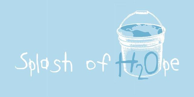 splash of H2Ope 2