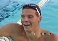 Tamas Darnyi at 1991 world championships