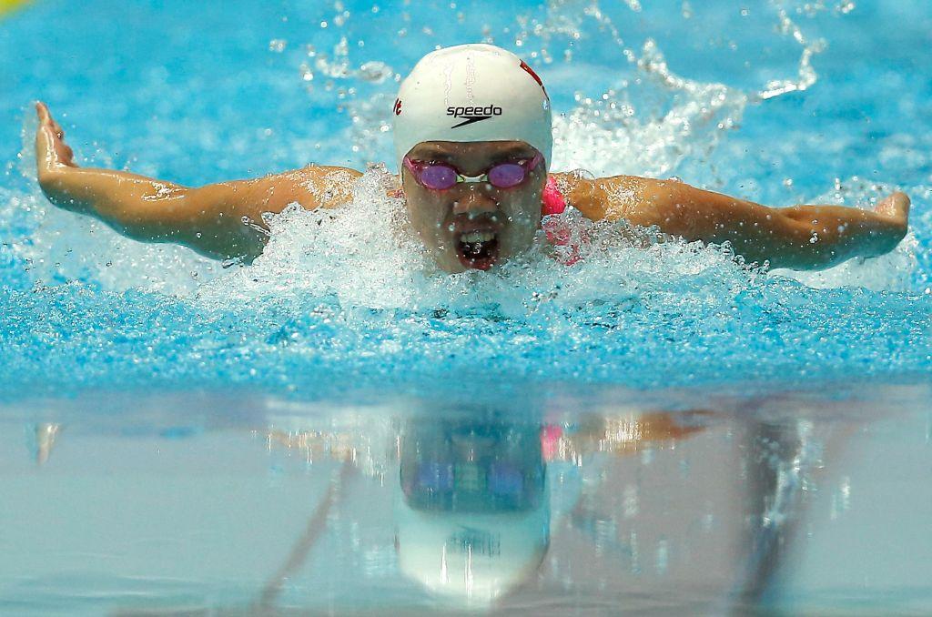 Zhou Yilin World University Games 2015