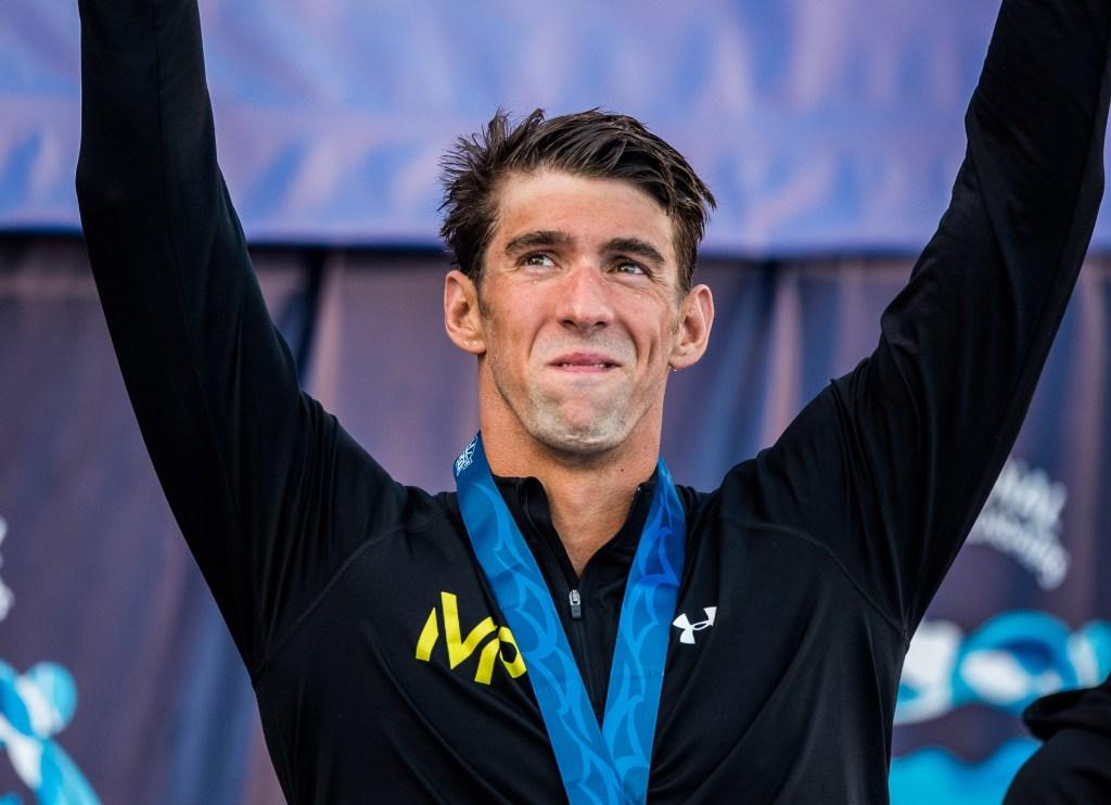 Michael Phelps 2015