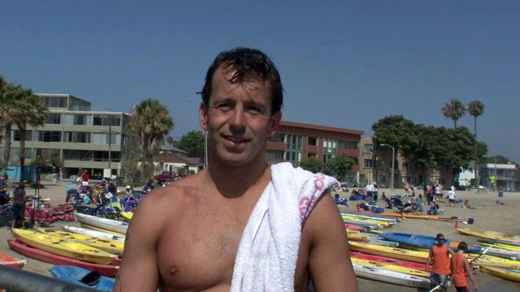 Alex Kostich La Jolla Rough Water Swim