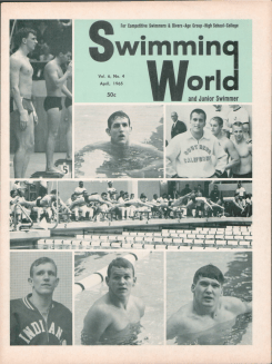 swimming-world-magazine-april-1965-cover