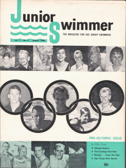 swimming-world-magazine-august-1960-cover