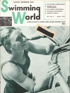 swimming-world-magazine-august-1963-cover