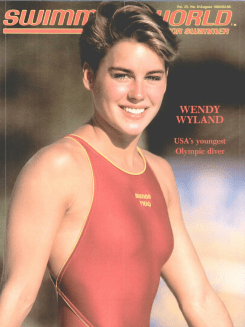 swimming-world-magazine-august-1984-cover