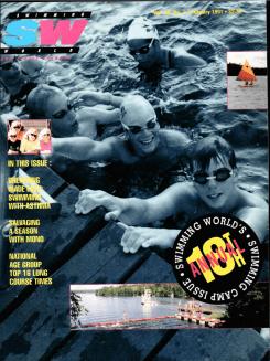 swimming-world-magazine-february-1991-cover