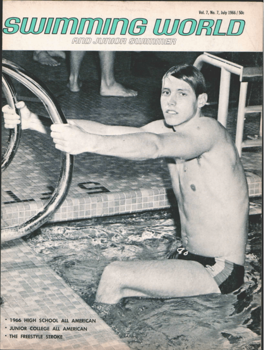 swimming-world-magazine-july-1966-cover