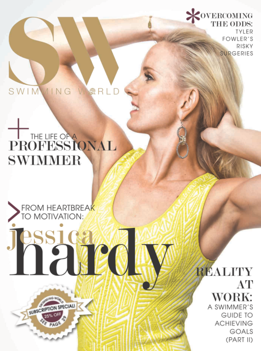 Swimming World Magazine June 2013 Issue- PDF ONLY - Cover