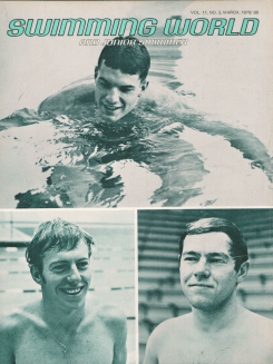 swimming-world-magazine-march-1970-cover