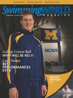 swimming-world-magazine-march-2006-cover