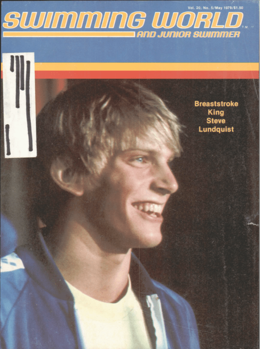 Swimming World Magazine May 1979 Issue- PDF ONLY - Cover