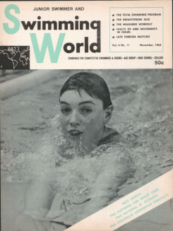 swimming-world-magazine-november-1963-cover