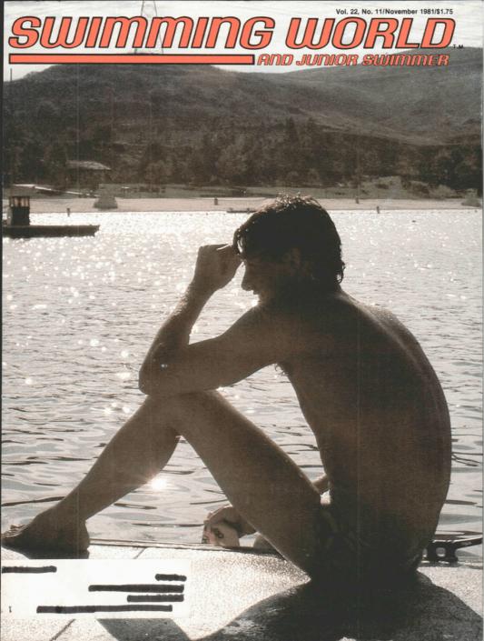 swimming-world-magazine-november-1981-cover