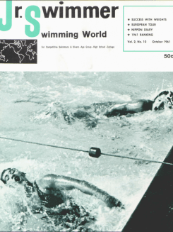 swimming-world-magazine-october-1961-cover