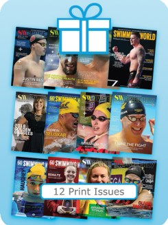 Swimming World Gift Subscription