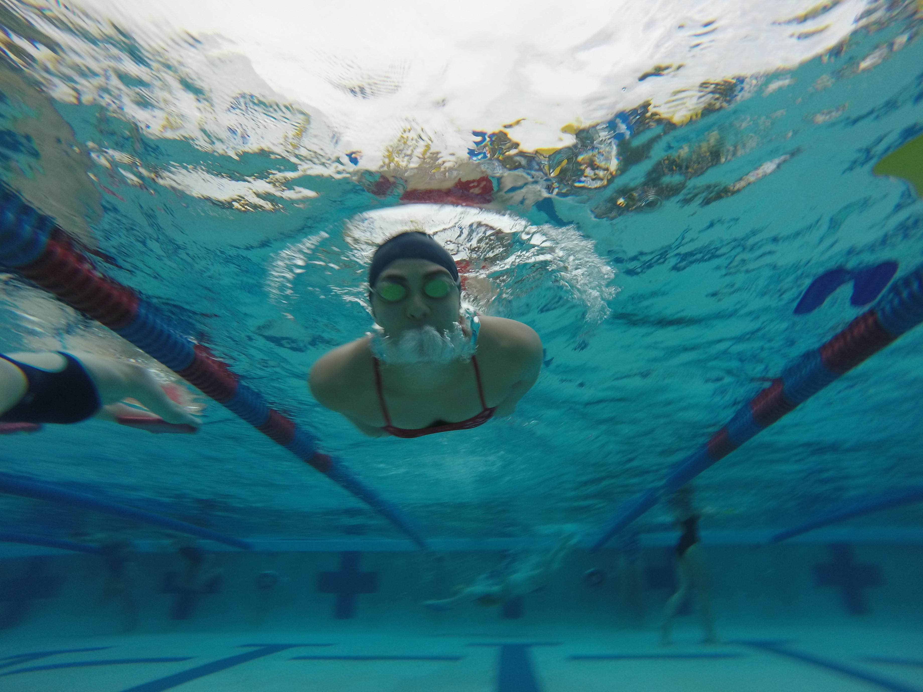 15 Weird Swimmer Facts