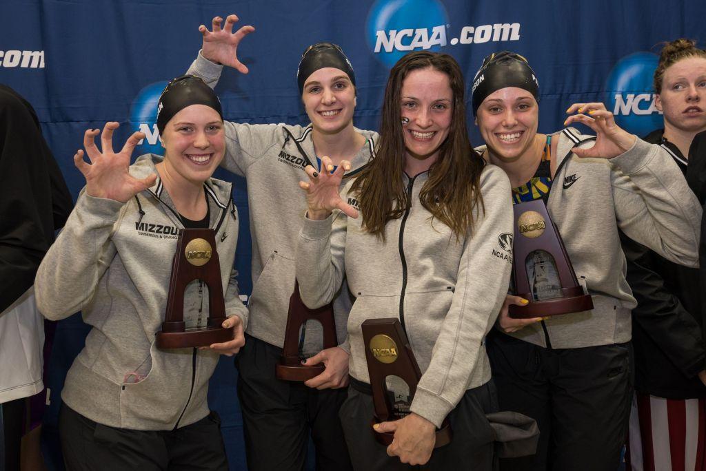 2016.03.17 2016 Womens NCAA Swimming Championships_400 MR Missouri (2)