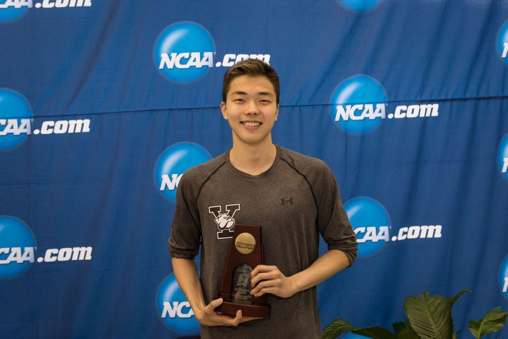 2016.03.26 NCAA Mens Swimming Championships_Reagan Yale Kei Hyogo