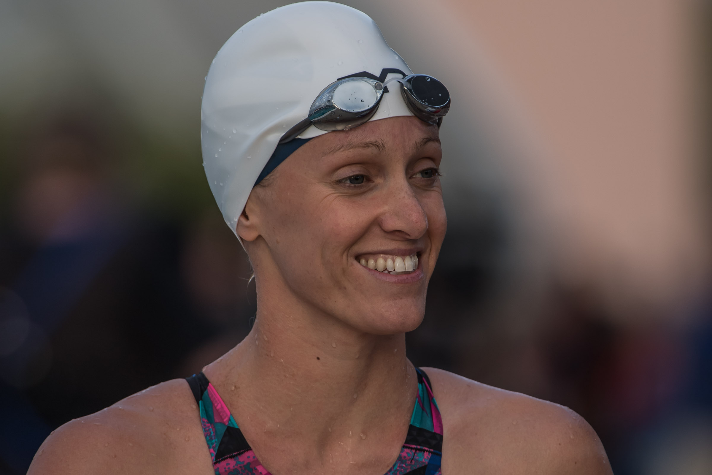Dana Vollmer Speaks About New Perspective in Her Fifth