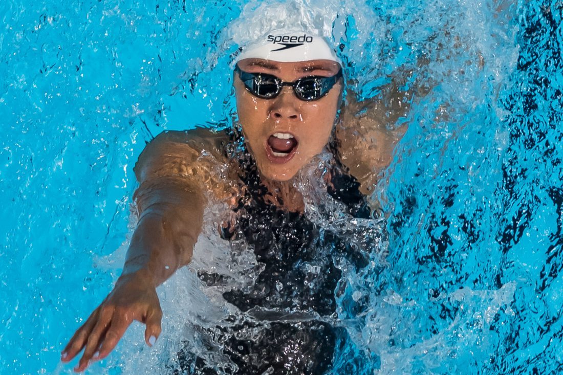 Natalie Coughlin 'Excited to Race' in Return to Swimming in ISL