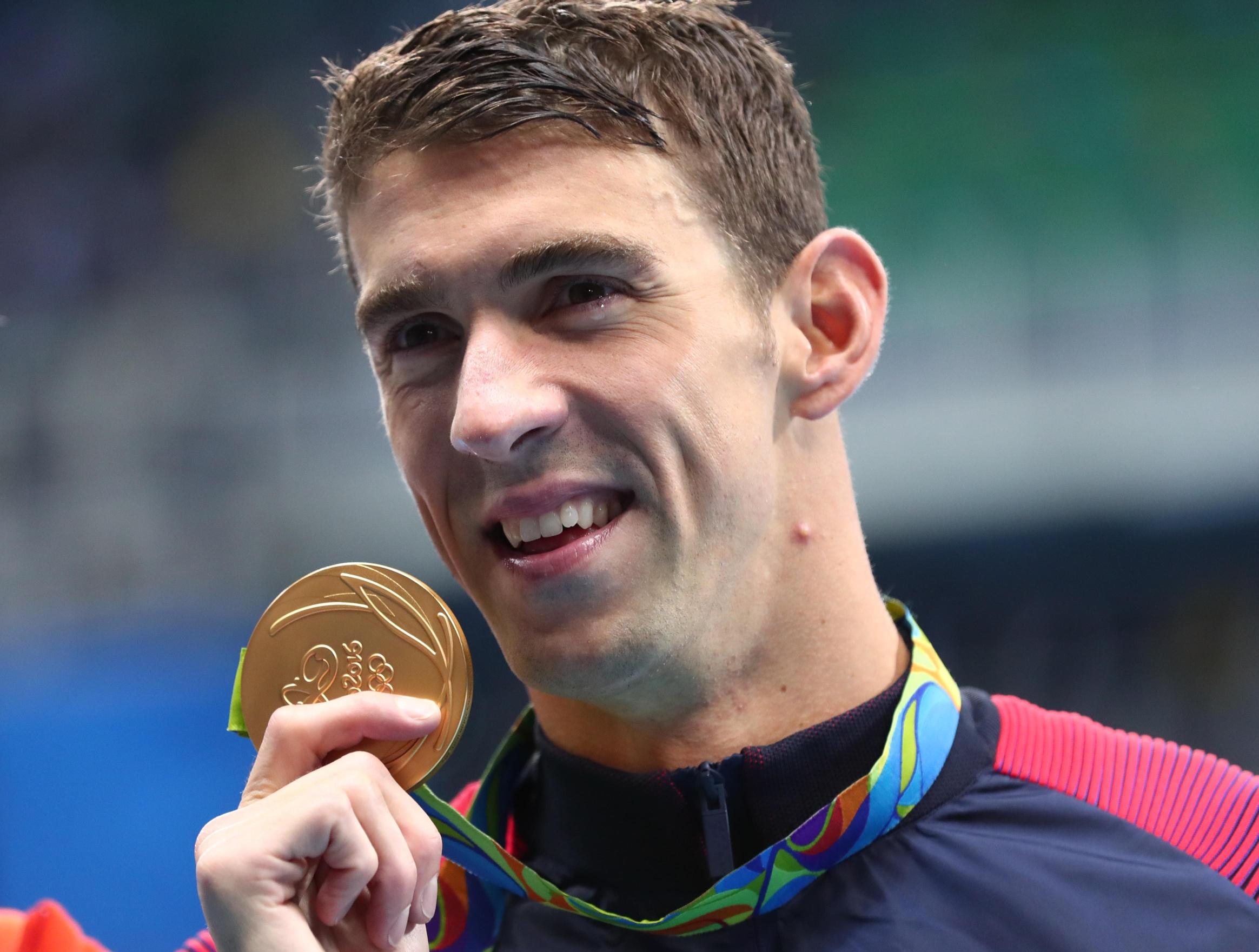 Olympians Phelps, Ledecky, Manuel & Murphy Finalists for 2017 ESPYS - Swimming World News