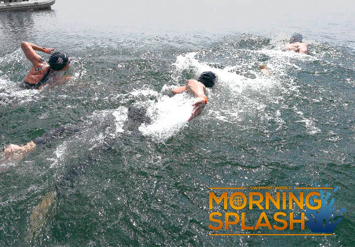 Cold Lake Poses Challenges at Open Water Nats - Swimming World News
