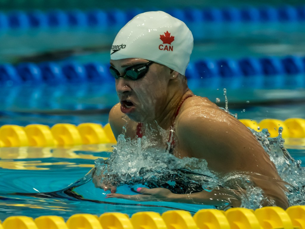 2019 Canadian Swimming Trials Day Four Finals: Live Recap